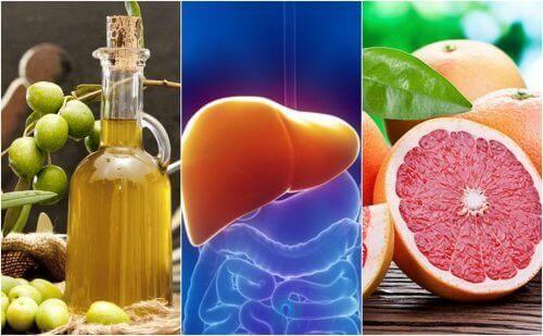 Ta vare på leveren din med disse 8 matvarene