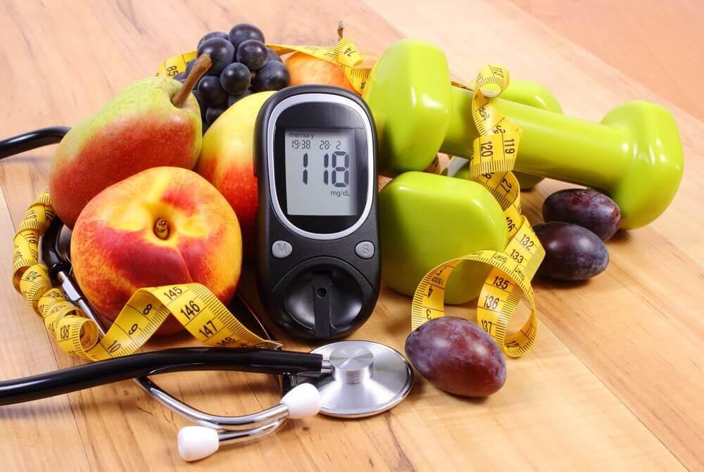 Sunn mat for diabetikere