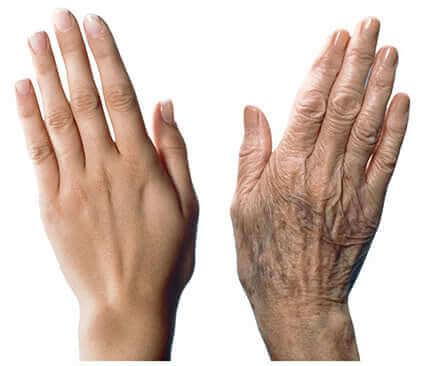 7 tips for å ta vare på hendene ved aldring