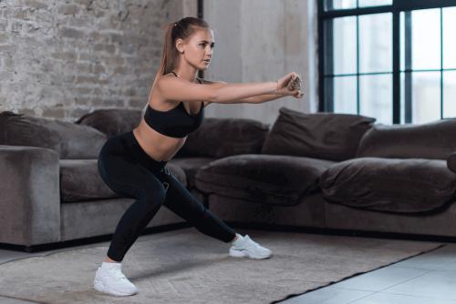 De beste øvelsene for flotte hofter