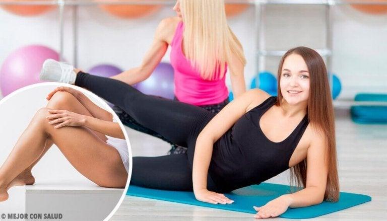 Treningsformer som vil gi deg tonede bein på kort tid
