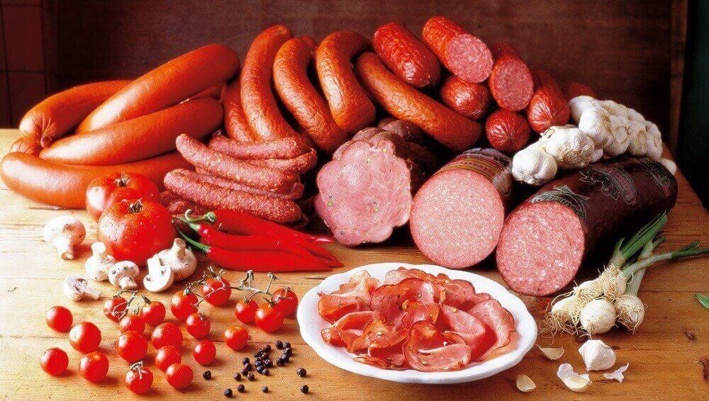 Kjøttpålegg