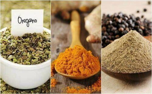 Åtte krydder som du kan bruke som erstatning for salt