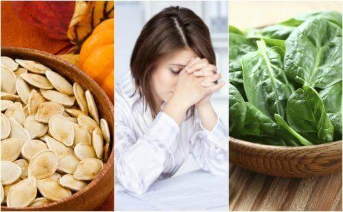 Åtte typer supermat som kan hjelpe deg med å bekjempe utmattelse