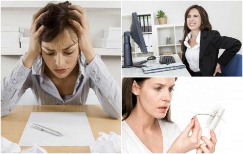 7 symptomer på stress du ikke bør overse
