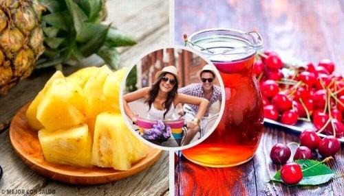 10 matvarer som vil få deg i bedre humør