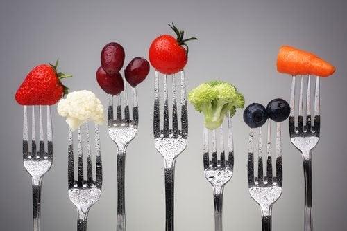 Perfekt figur med kostholdet