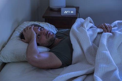 Ensomhet og søvnløshet