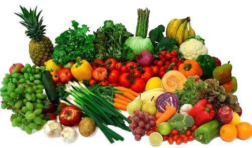 6 vitaminer som bidrar til å redusere betennelse