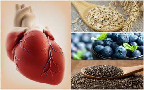 7 matvarer du bør spise for å beskytte hjertet ditt