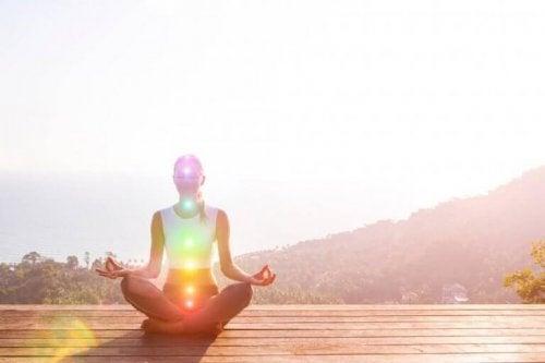 Chakraene: sentre av energi