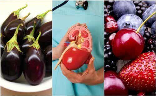 8 matvarer som vil forbedre nyrehelsen din