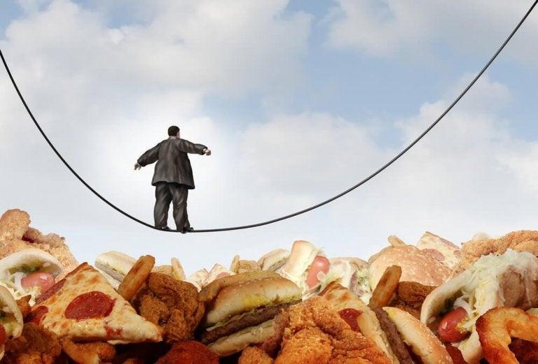 Bli kvitt matavhengigheten din før du starter med en diett