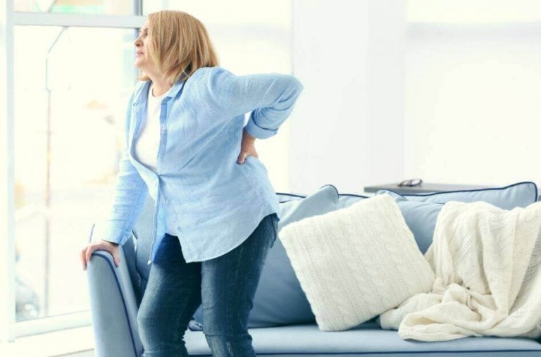 Lær hvordan du kan bli kvitt valkene på ryggen