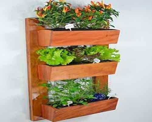 Lær hvordan du kan lage en hengende hage