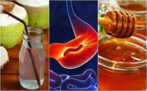 Prøv disse naturlige remediene mot gastritt