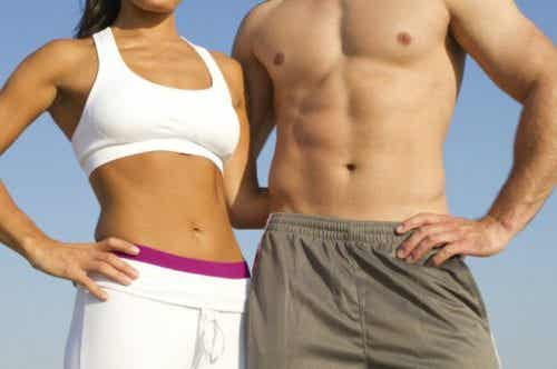 Seks gode tips for å tone magen din: Trener du på riktig måte?