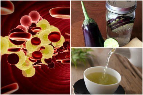 Senk høyt kolesterol med disse fem naturlige remediene
