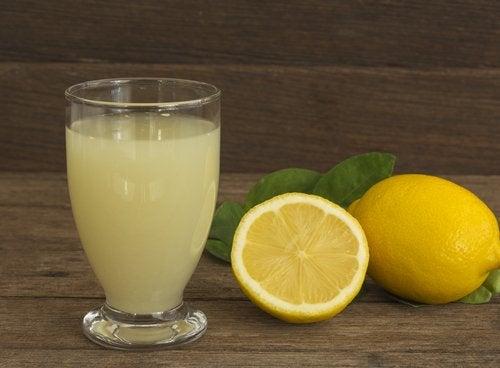 Sitronjuice