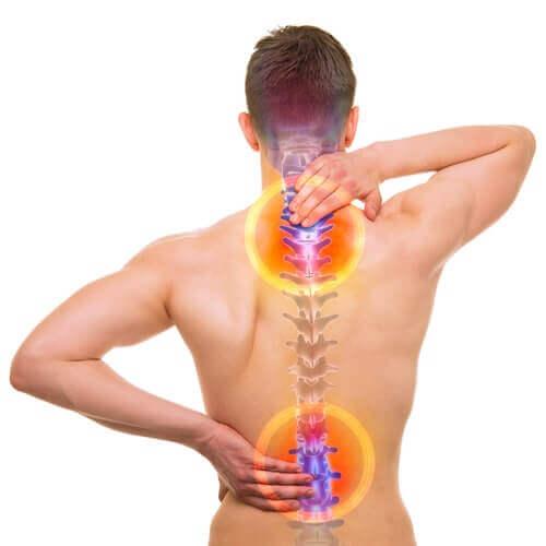 Tre anbefalte aktiviteter for å lindre ryggsmerter