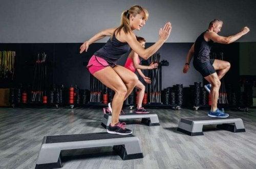 De fysiske og psykiske fordelene med aerob trening