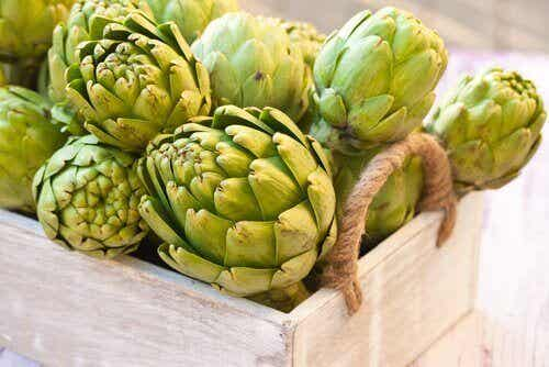 Artisjokk: En grønnsak som kan hjelpe deg med å passe på vekten din