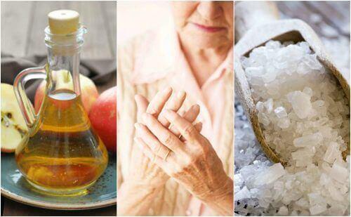Slik kan du lindre artritt i hendene med 6 naturlige remedier