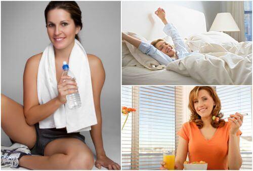5 ting som du kan gjøre hver dag for å få mer energi