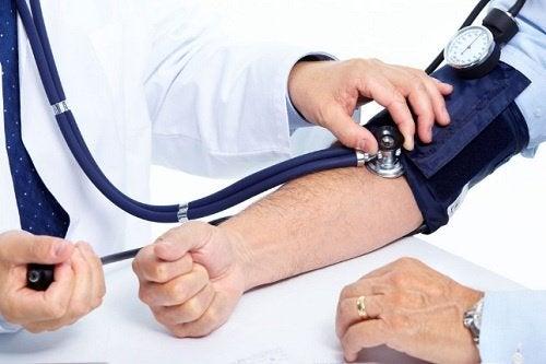 Høyt blodtrykk