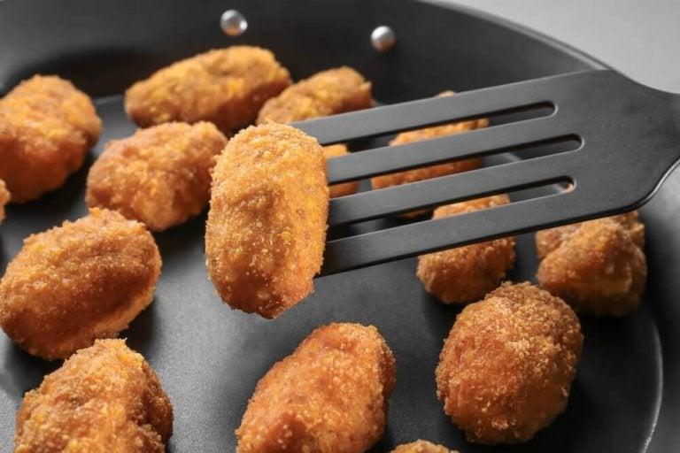 Enkle, deilige oppskrifter på kokebanan-croquetter
