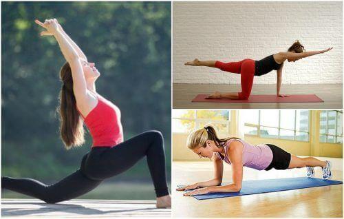 De 5 beste øvelsene for å styrke ryggen din