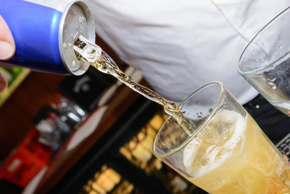 Energidrikker og alkohol