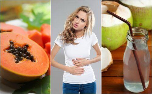 Disse 7 fruktene kan lindre symptomene på magekatarr