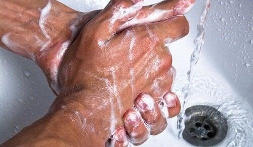 Steder du aldri hadde trodd er dekket av bakterier