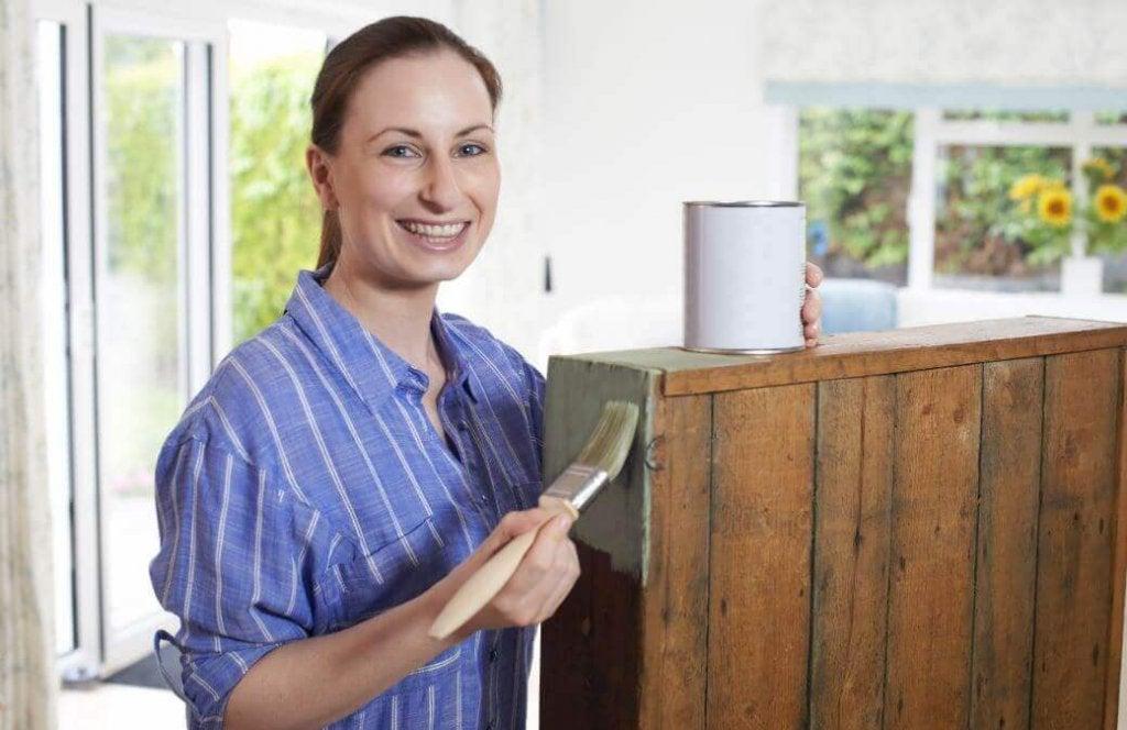 5 nydelige ideer for gjenbruksmøbler som du vil elske