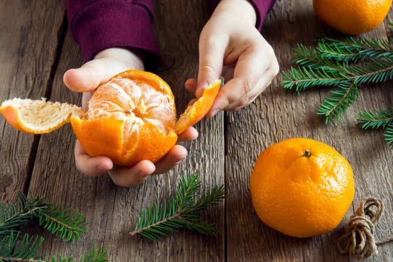 6 grunner til å inkludere mandariner i kostholdet ditt