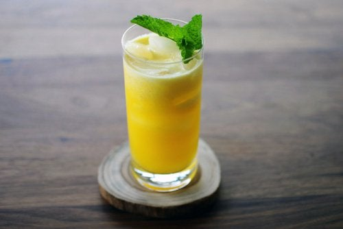 Juice mot blærekatarr