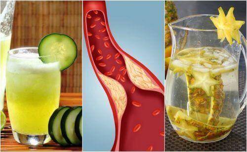 Reduser dårlig kolesterol med disse 5 hjemmeremediene