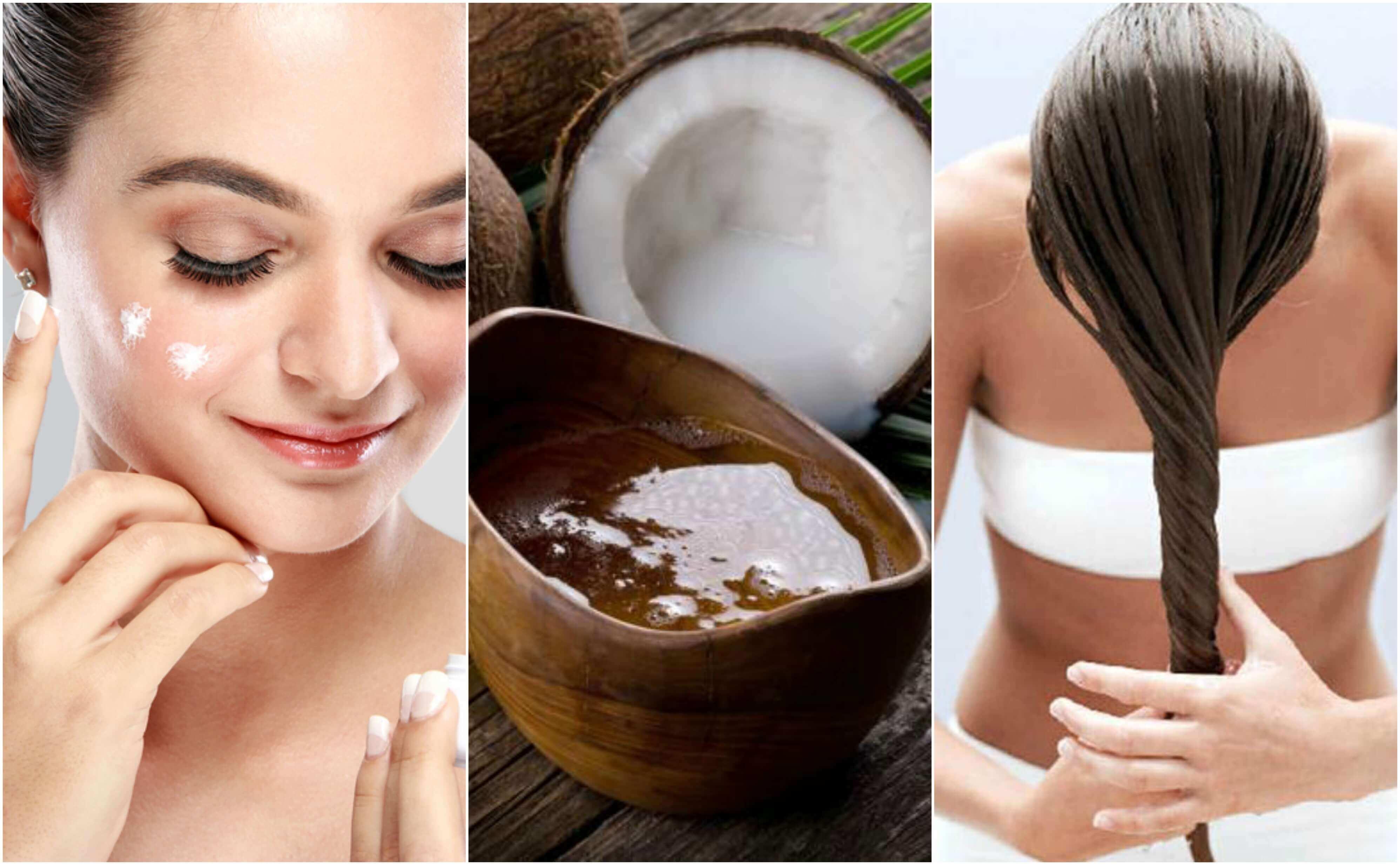 Oppdag 5 kosmetiske bruksområder for kokosolje