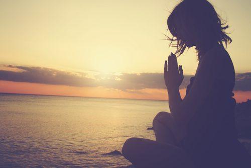 Meditasjon for å bekjempe angst