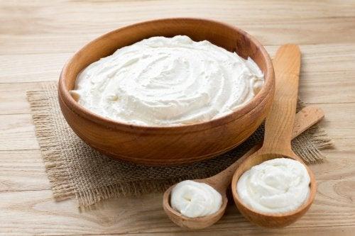 Naturlig yoghurt