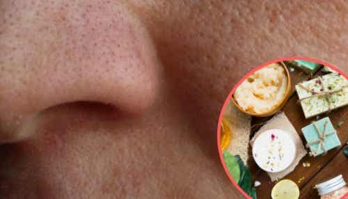 8 hjemmelagede remedier for å forminske store porer