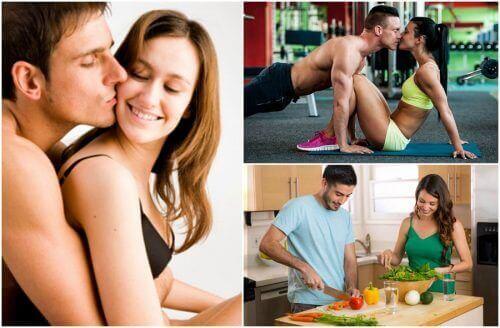 6 vaner som vil forbedre sexlivet ditt