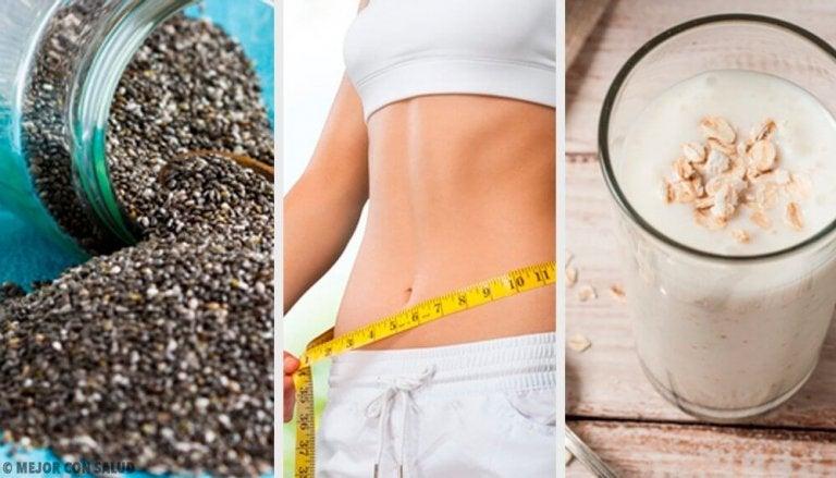 6 perfekte fettforbrennende matvarer å inkludere i kostholdet ditt