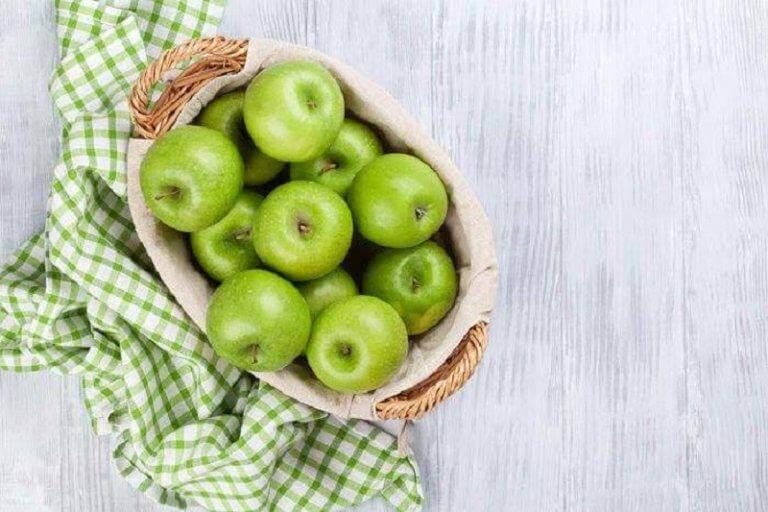 Grønne epler