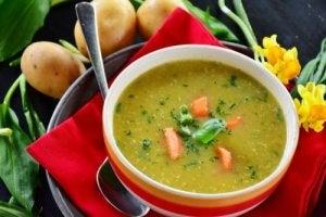 Krydret suppe
