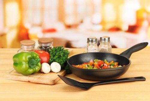 Lær hvordan du kan tilberede grønnsaker for best mulig smak