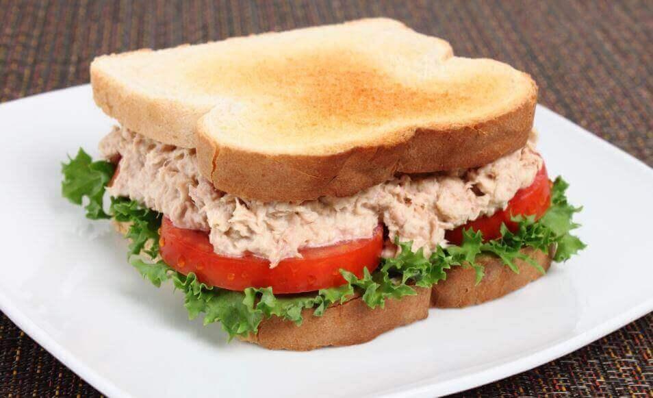Smakfulle oppskrifter på tunfisksmørbrød