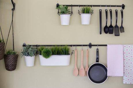 4 billige måter å lage en kjøkkenenhet på