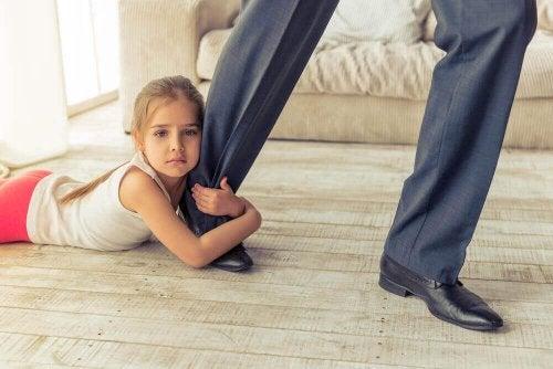 Seks kjennetegn på fraværende foreldre